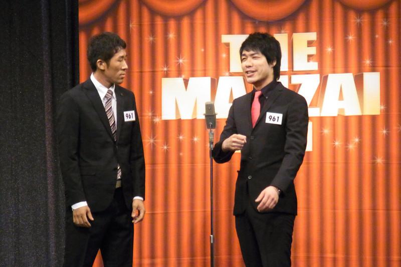 THE MANZAI 2011に出場した麒麟